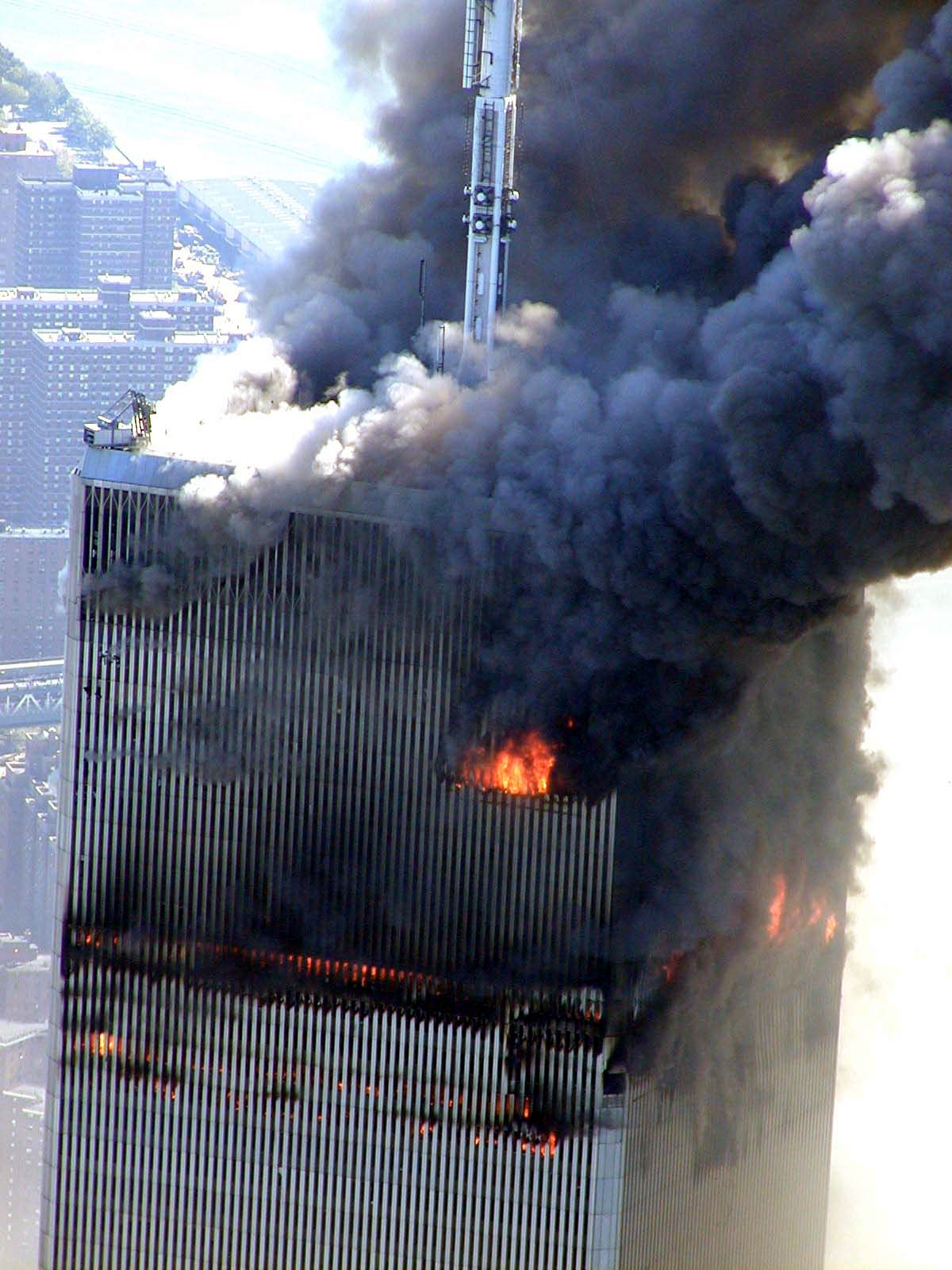 9 11 Terrorist Attack Would The People On The Upper