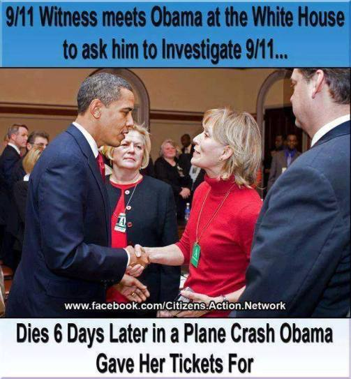 911 Witness Meets Obama