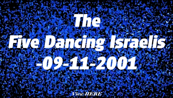 The Five Dancing Israelis-09-11-2001