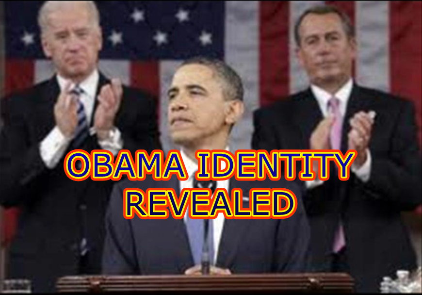 OBAMA IDENTITY REVEALED- FINAL CUT- PREDICTION: OBAMA WILL BE HUNG FOR TREASON