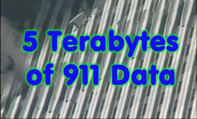 5 Terabytes of 911 Data