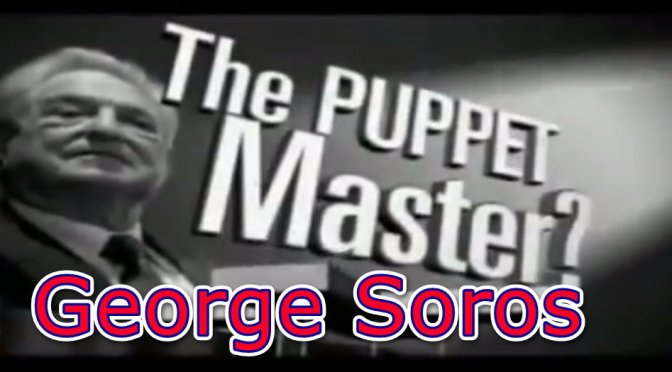 Puppet Master George Sorrows is a NAZI