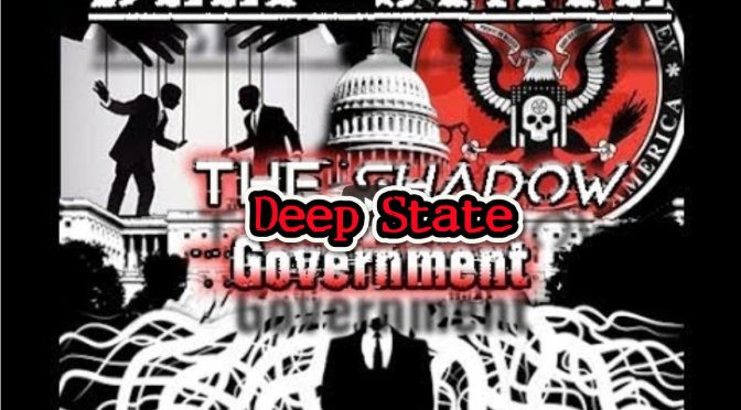 Deep State – Shadow Government Revealed: Senior Executive Service