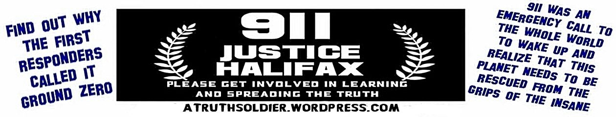 911 Justice Halifax – See Atruthsoldier.wordpress.com